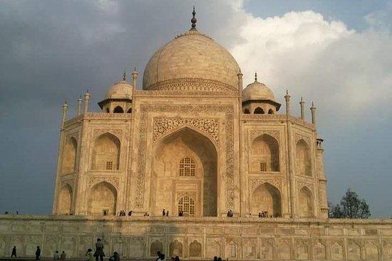 Visite guidée du Taj Mahal au lever du...