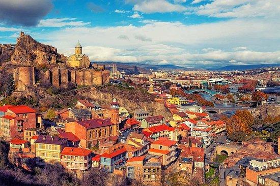 Tour pela cidade de Tbilisi (a pé)