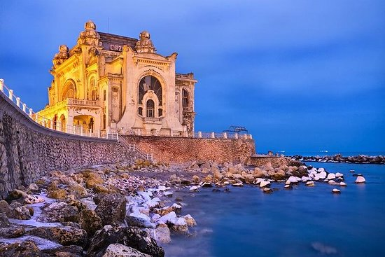 Constanta and the Black Sea private day trip from Bucharest