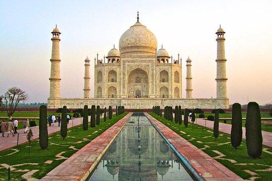Taj Mahal et Fatehpur Sikri Tour d'Agra...