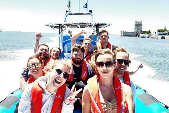 Snelboot cruise