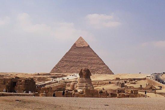 Giza Pyramids, tour del tempio Valle e