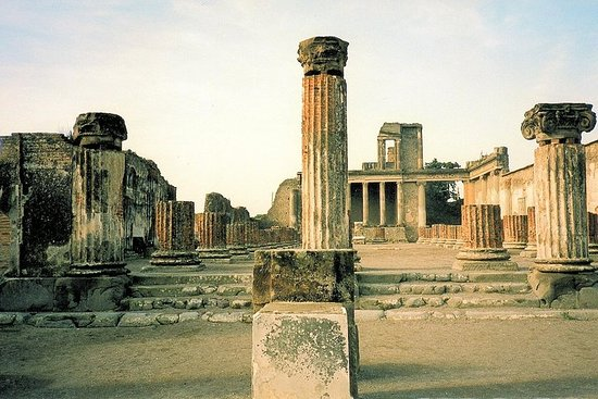 Pompeii Day Trip from Naples