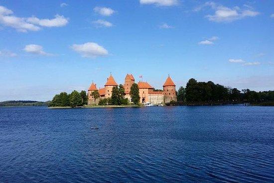 Viagem de um dia a Vilnius para Trakai...