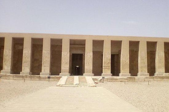 Visite des temples de Danderah et...