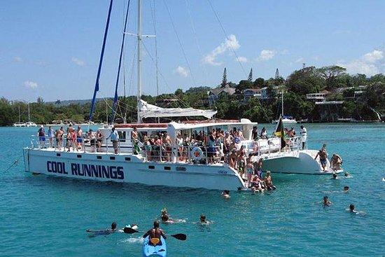 Catameran Cruise from Montego Bay