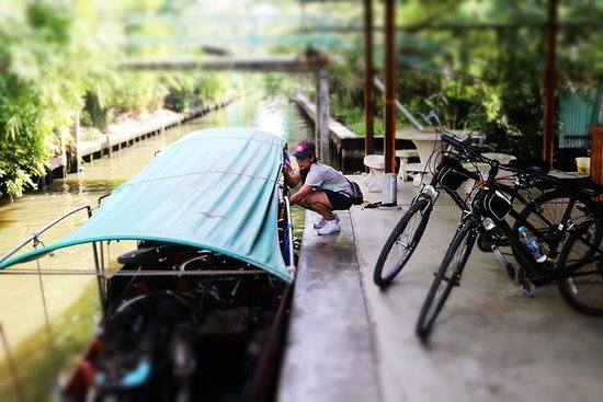 Full Day Biking the Bangkok Weekend...