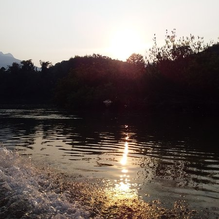 Nong Khiaw, Laos: Welcome all to Nongkiaw, Luang Prabang....!!!