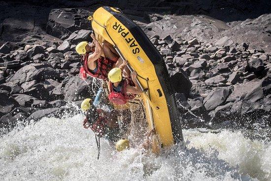 ZAMBEZI Rafting en eau vive et...