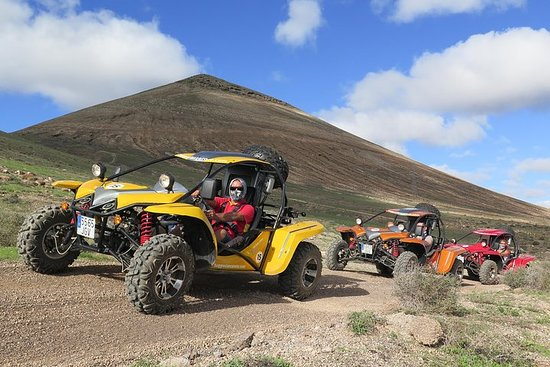 3 Hour Buggy Tour of the beautiful Island of Lanzarote
