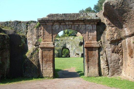 Sutri de Etruskische stad - volledige ...