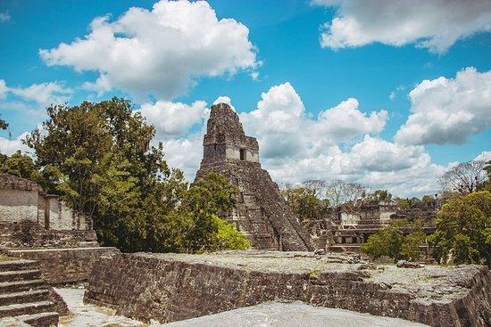 Tikal tur fra Belize