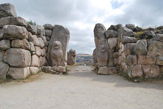 Hattusas Daily Tour From Cappadocia...