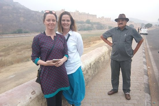 Private Same Day Jaipur Tour fra Delhi...