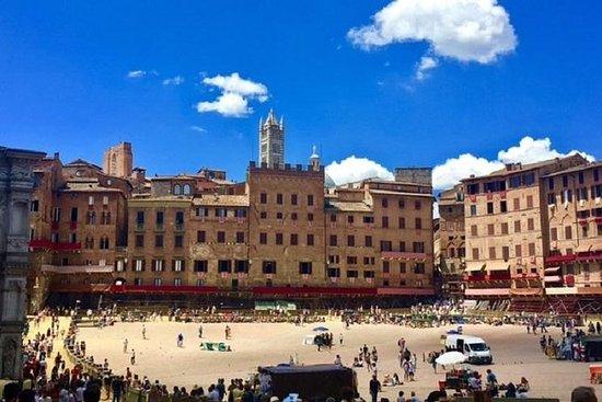 Siena, San Gimignano e Chianti Wine...