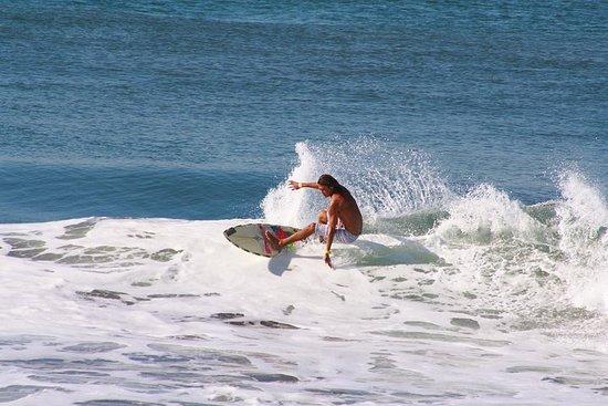 Journée à la plage: El Zunzal et el...