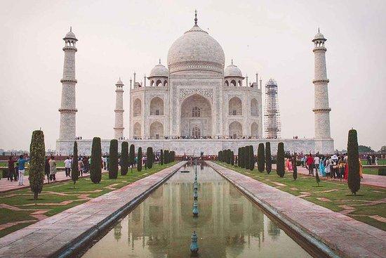 Tour Agra du même jour au départ de...