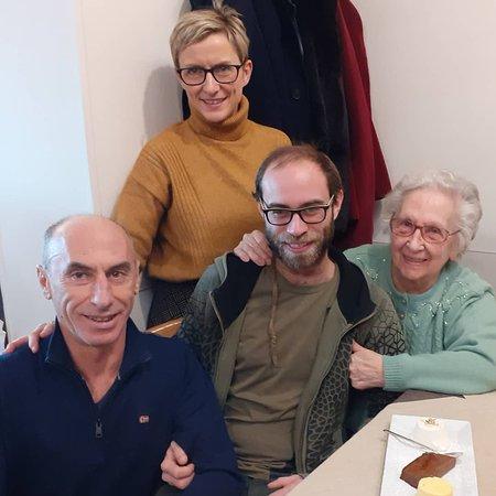 Silvano d'Orba, Italië: 3 generazioni a natale