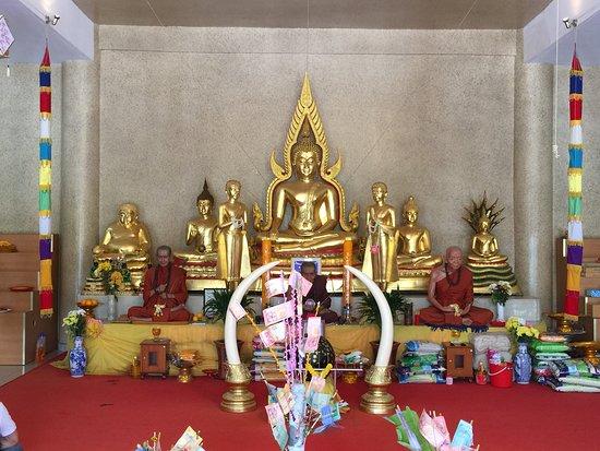 Masai (Thai) Sam Poh Temple