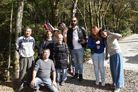 阿蘇の湧水と農業ツアー