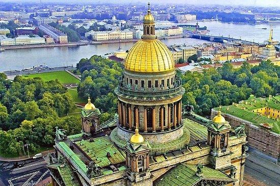 Valokuva: 2-Day St Petersburg PRIVATE Shore Excursion to Hermitage, Peterhof, Pushkin