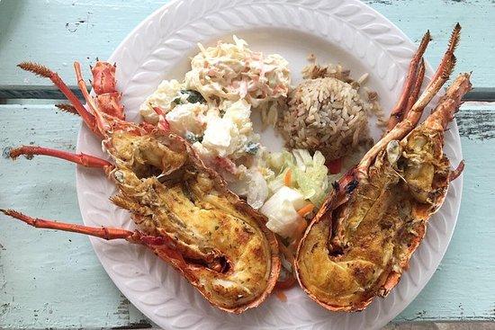 Lobster lunch kustlijn excursies