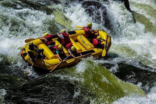 Raft le Zambèze