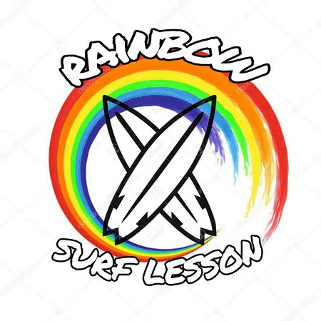 Rainbow Surf Lesson