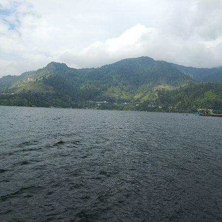 North Sumatra, Indonézia: View from Lake Toba