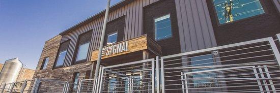 Chattanooga, TN: The Signal venue on Chestnut Street.