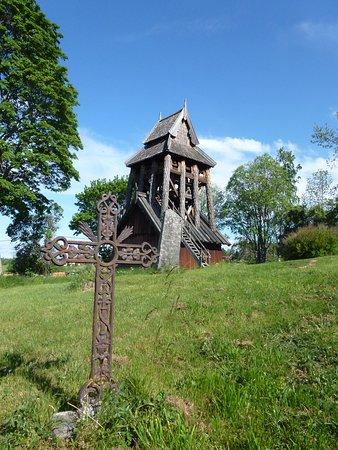 Von Leipzig ans Nordkapp - Trono gamla kyrka