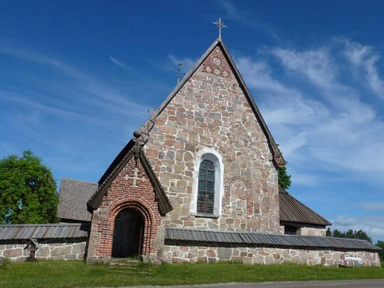 Trono gamla kyrka