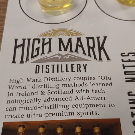 ‪High Mark Distillery‬