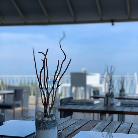 Amazing place - rooftop bar Luna2 Hotel!