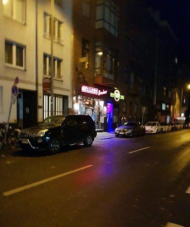 Brauerei Heller's along Zülpicher Straße