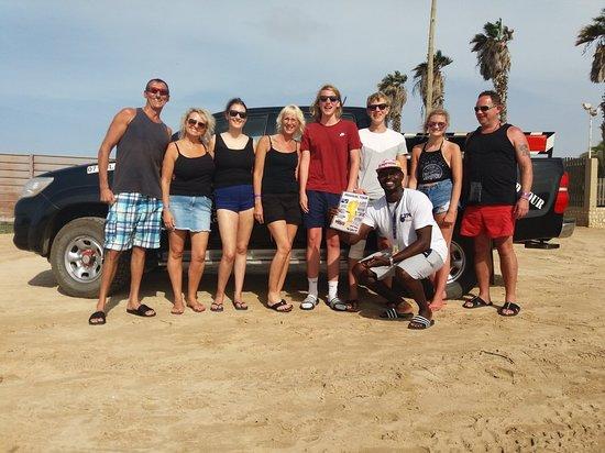 Imanuel Island Tour