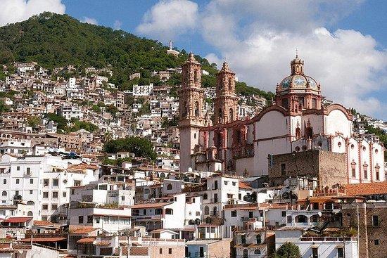 Silver City of Taxco: Tour de día...
