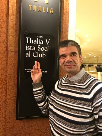 THALIA VISTA SOCIAL CLUB- zum dritten Mal-Begeisterung pur! VIELEN DANK!!!