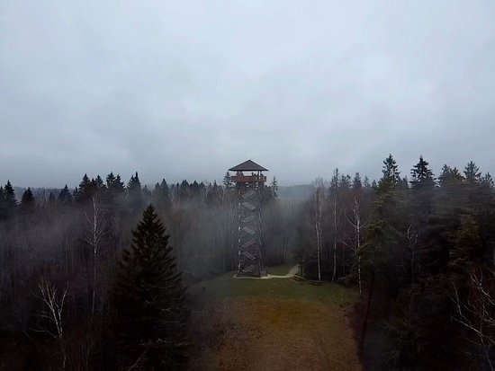 Delinkalns watchtower