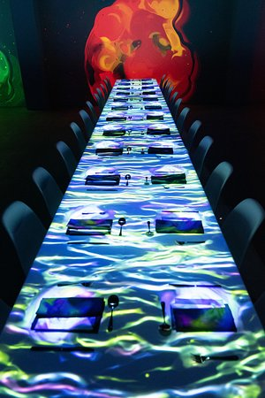 Experience the adventures of immersive dining!