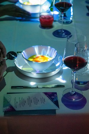 A taste of immersive dining