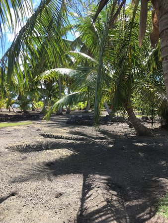 Sito Archeologico Di Maeva Huahine, Polynésie française
