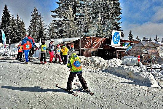 reSTART zona 82 SKI & SNOWBOARD SCHOOL
