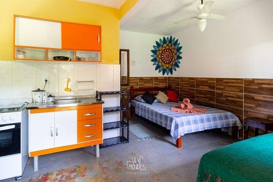 Itacare, BA: Quitinet totalmente mobiliada