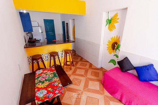 Itacare, BA: Apto térreo com dois dormitórios