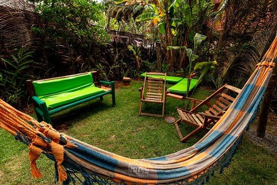 Itacare, BA: Pátio compartilhado