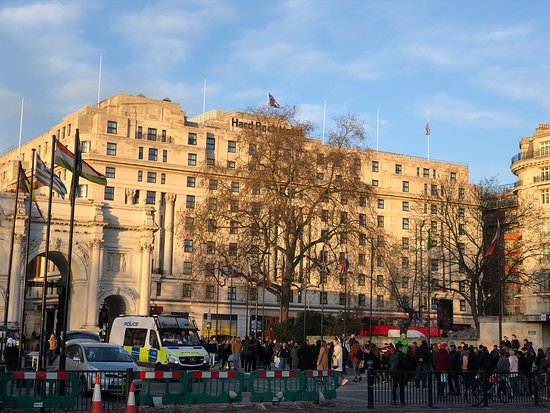 Hard Rock Hotel, Great Cumberland Place, Marble Arch