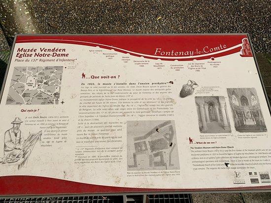 musee de Fontenay le comte