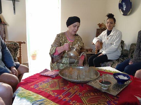 Moroccan Cooking Class Marrakech with Chef Khmisa – fotografija