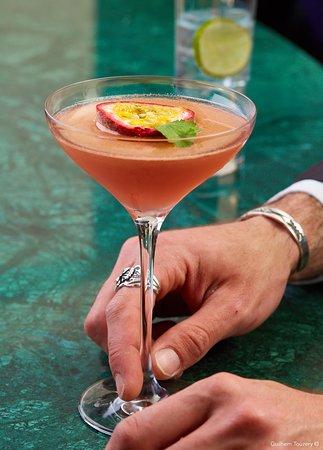 Des Cocktails 100 Fait Maison Picture Of Anona Paris Tripadvisor